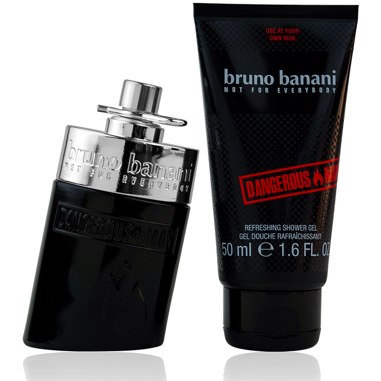 Bruno Banani Dangerous Man EdT 30ml + Shower Gel 50ml