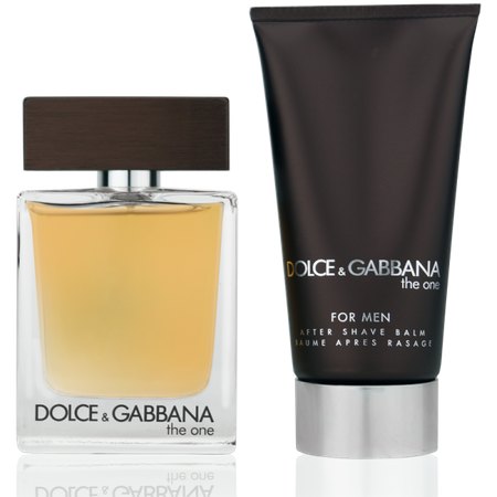 Dolce & Gabbana The One Men EdT 50ml + After Shave Balm 75ml