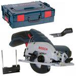 Bosch Akkuhandkreissäge GKS 12V-26 Professional solo in L-Boxx Gr. 2 ohne Akku ohne Lader , ehemals GKS 10,8 V-LI - kompatibel ! 001