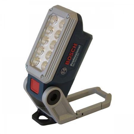 Bosch Akku-Lampe GLI 12V-330 DeciLED 12V, ehemals 10,8-76 V-EC - kompatibel !