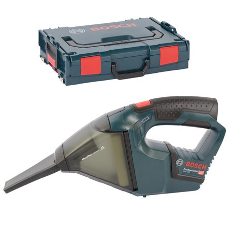 Bosch Akku-Handsauger GAS 12V Professional Solo Version, ehemals GAS 10,8 V-LI - kompatibel !
