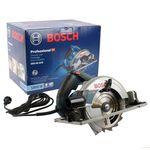 Bosch GKS 65 GCE Professional Handkreissäge im Karton Sägeblatt 190mm mit Elektronik 001