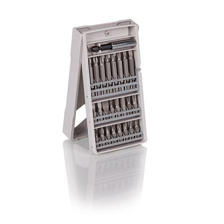 BOSCH Set 2x L-Boxx Mini grau + Bitsatz X-ProLine 25 teilig – Bild 3