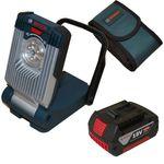 Bosch Akku-Lampe GLI VariLED mit Bosch Akku GBA 18V 4,0AH Li-Ion 001