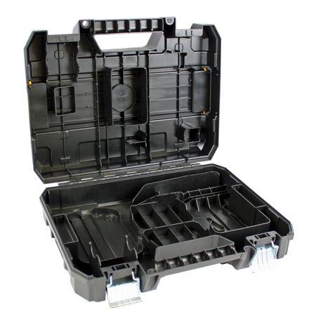 DeWalt Werkzeugkoffer TStak mit Einteilung für DeWalt Akkuschrauber 18 V – Bild 2