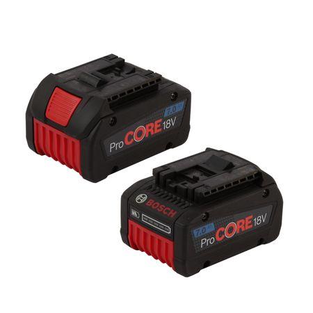 Doppelpack Akkupack ProCORE 18 Volt, 7,0 Ah auch 0615990K16, 3165140944397