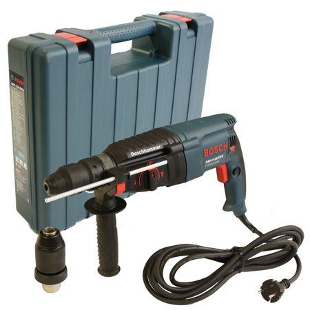 Bosch GBH 2-26 DFR Professional SDS-Plus Bohrhammer im Handwerkerkoffer – Bild 1