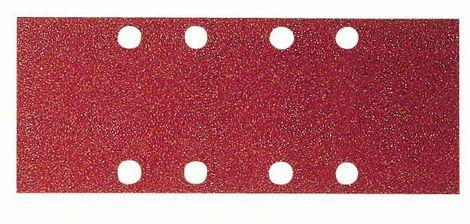 Bosch Schleifblatt Best for Wood, 10er-Pack, 93x230, 8 Löcher, gespannt, Körnung P180 – Bild 2