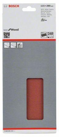 10Schwings.B.f.Wood,115x280mm,ungel,P240 – Bild 1