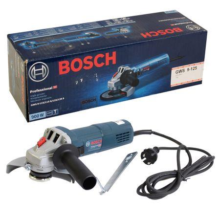 Bosch Winkelschleifer 125mm GWS 9-125 900 Watt