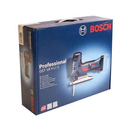 Bosch Akku-Stichsäge GST 18 V-LI S Professional ohne Akku ohne Lader im Karton – Bild 2