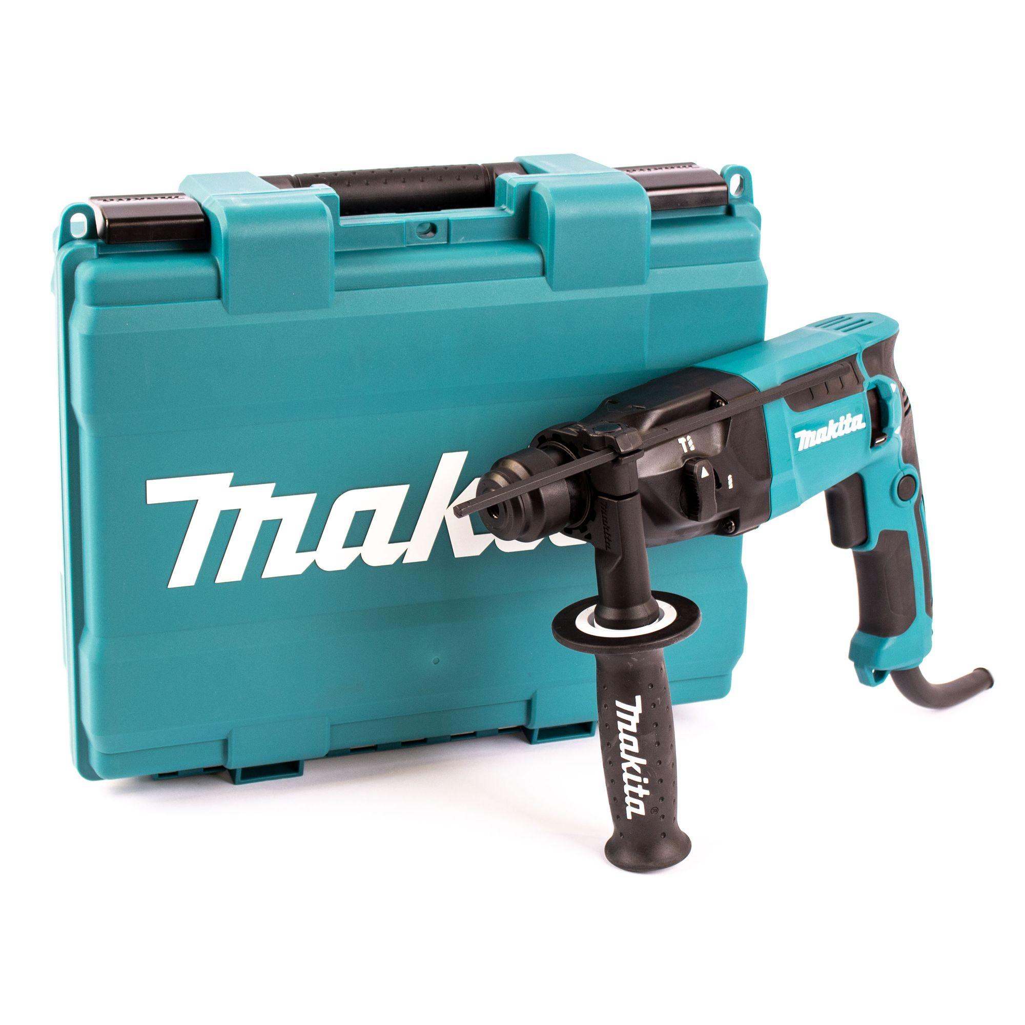 makita bohrhammer hr1840 sds plus 18mm im koffer elektrowerkzeuge makita. Black Bedroom Furniture Sets. Home Design Ideas