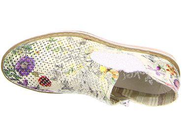 Rieker Chelsa multicolor Blumen N0356-90 – Bild 7