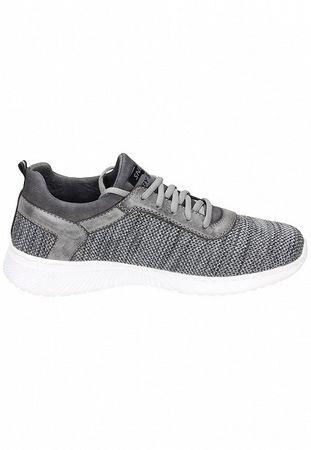 Rieker Herren Sneaker Halbschuh grau B5051-40 – Bild 5