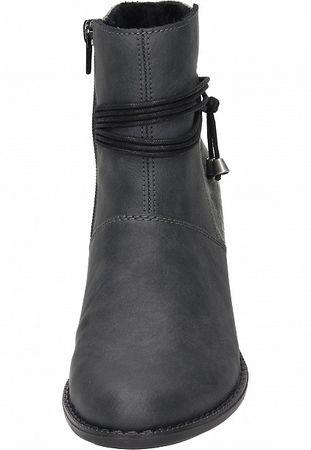 Rieker Damen Stiefelette grau Z7656-45 – Bild 5