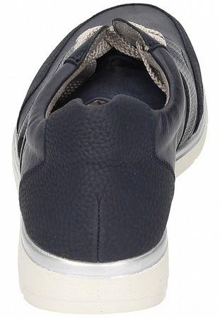 Rieker Damen Sneaker blau N4001-14 – Bild 4