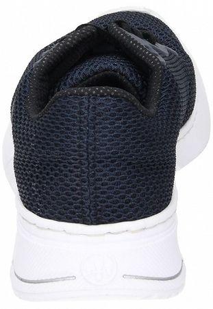 Rieker Damen Sneaker blau N5022-14 – Bild 4