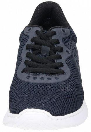 Rieker Damen Sneaker blau N5022-14 – Bild 6