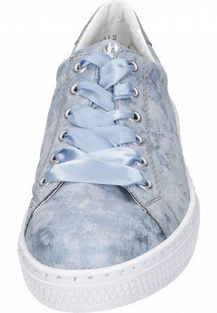 Rieker Damen Sneaker blau L5923-12 – Bild 5