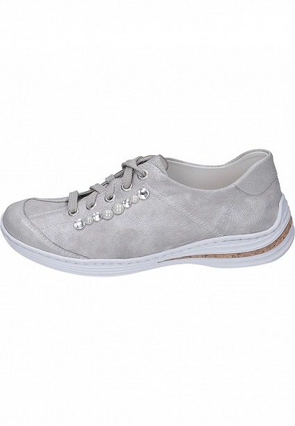 Rieker Sneaker silber