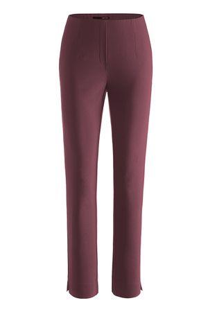 Stehmann - Stretchhose INA 740 - VIELE FARBEN - Mit EXTRA-Fashion Armreif -Gerade geschnittene Pull-On Hose mit Schlitz – Bild 8