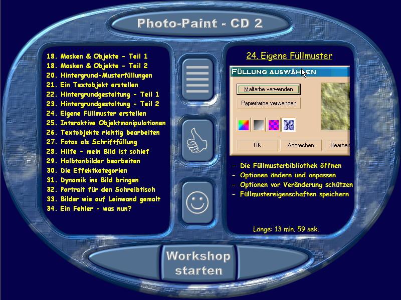 Corel Photo-Paint Praxiskurs – Bild 4