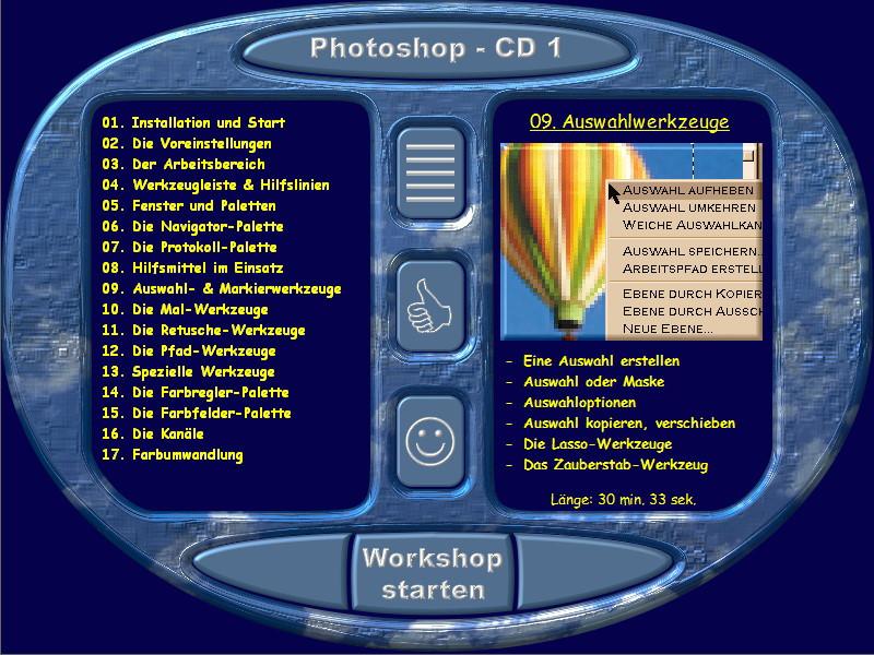 Adobe Photoshop Basiskurs – Bild 2