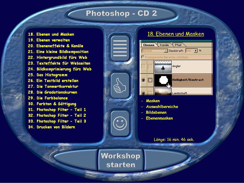Adobe Photoshop Basiskurs – Bild 4