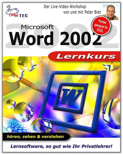 Microsoft Word 2002 Lernkurs – Bild 1