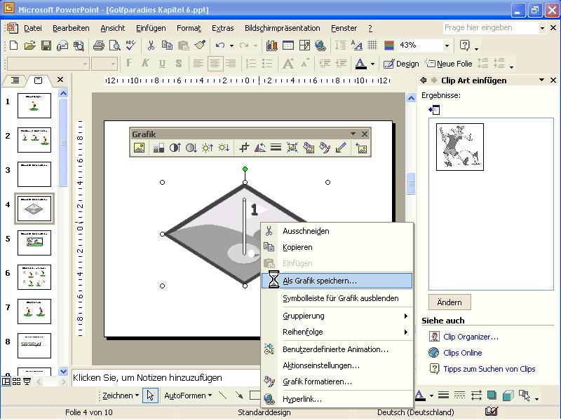 Microsoft PowerPoint 2002 Lernkurs – Bild 4