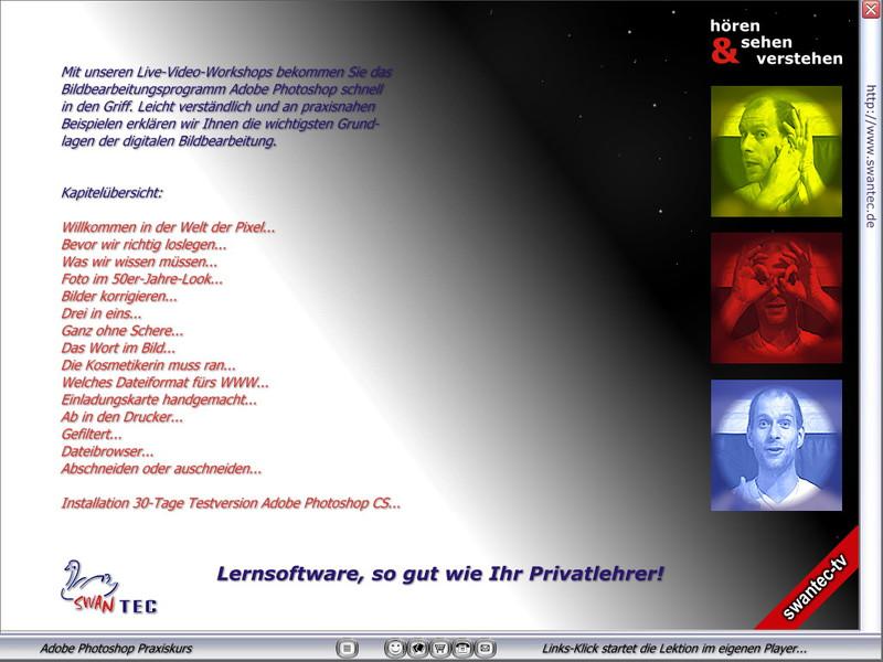 Adobe Photoshop Praxiskurs – Bild 3
