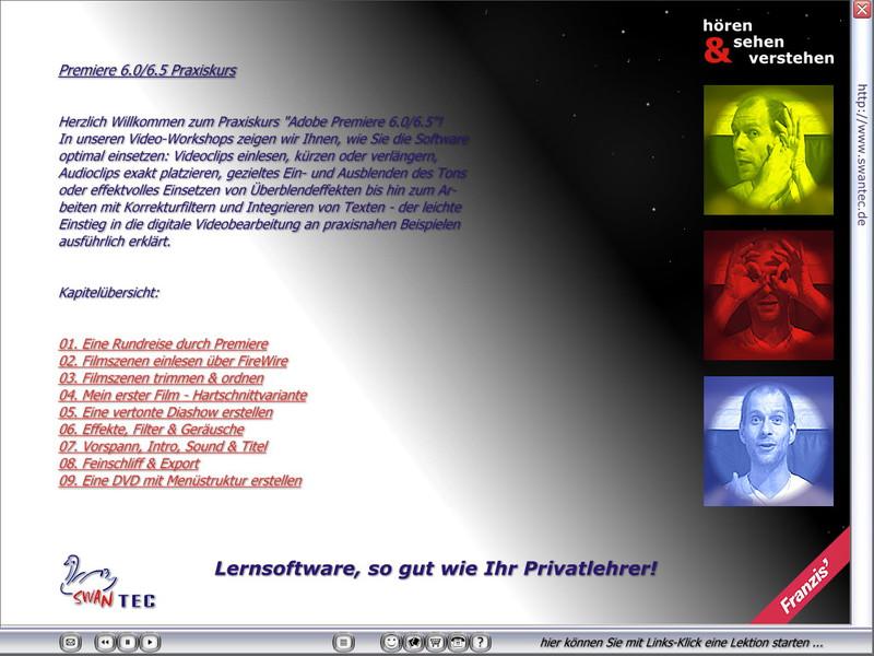 Adobe Premiere Praxiskurs – Bild 3