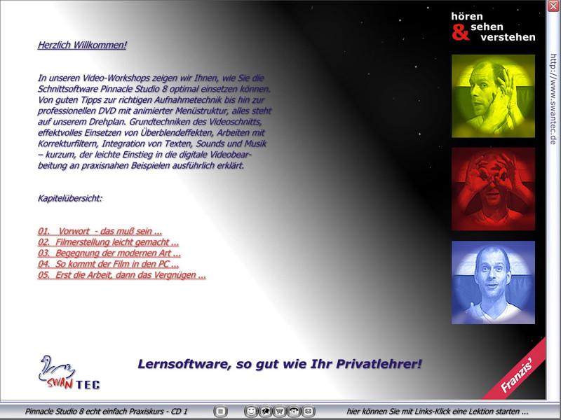 Pinnacle Studio Praxiskurs – Bild 2