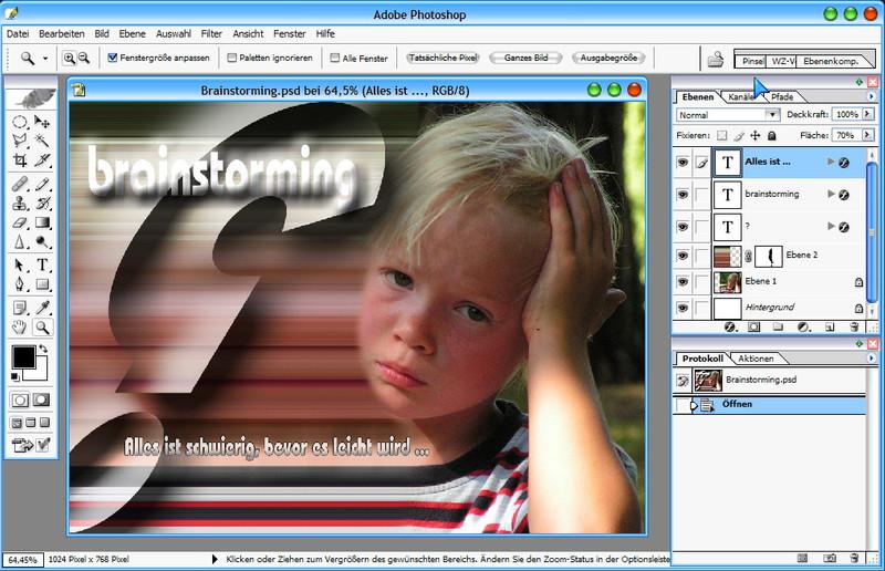 Adobe Photoshop Kreativkurs Vol. 2 – Bild 4