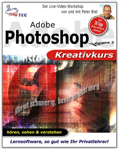 Adobe Photoshop Kreativkurs Vol. 2 – Bild 1