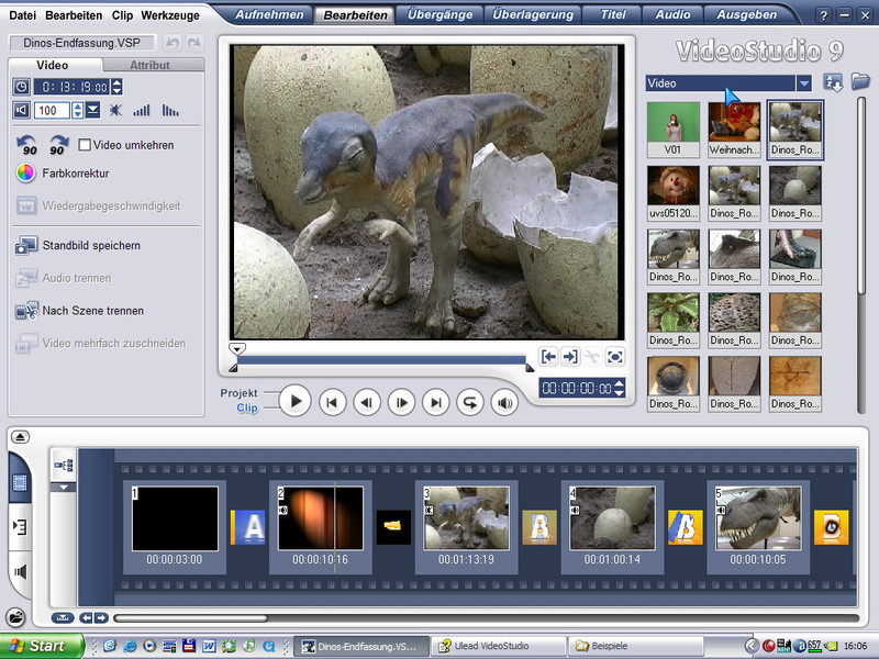 Ulead VideoStudio Praxiskurs – Bild 4