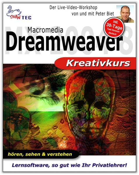 Macromedia Dreamweaver Kreativkurs – Bild 1