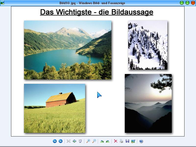 Digitale Fotografie Basiskurs – Bild 4