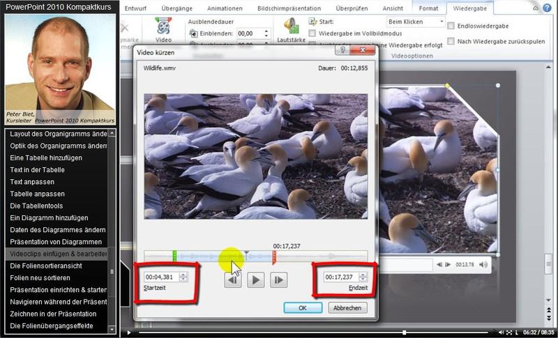 Microsoft PowerPoint 2010 Kompaktkurs – Bild 4
