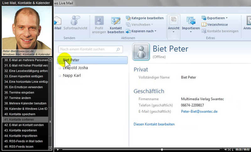 Microsoft Windows 7 - 3er Bundle Kompaktkurse – Bild 3