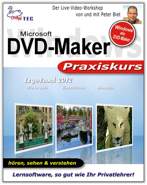 Windows DVD-Maker Praxiskurs – Bild 1