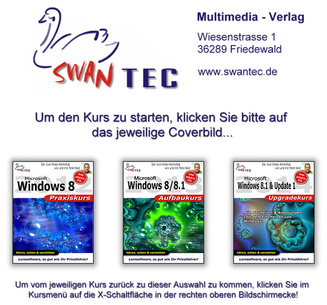 Microsoft Windows 8/8.1 - 3er Bundle Praxiskurse – Bild 2