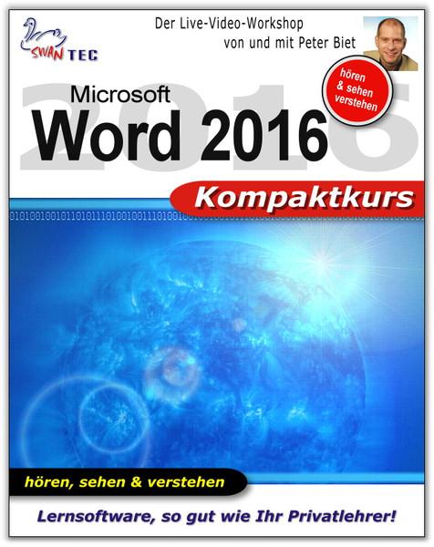 Microsoft Word 2016 Kompaktkurs – Bild 1