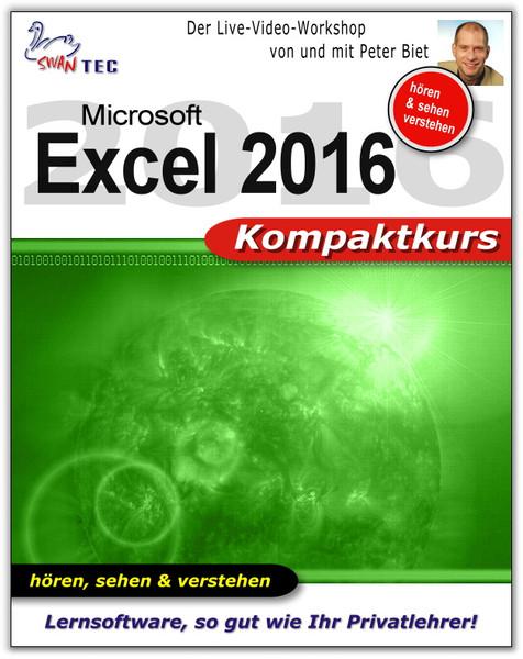 Microsoft Excel 2016 Kompaktkurs – Bild 1