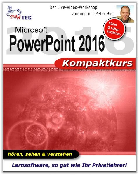 Microsoft PowerPoint 2016 Kompaktkurs – Bild 1