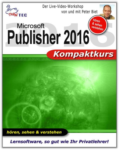 Microsoft Publisher 2016 Kompaktkurs – Bild 1