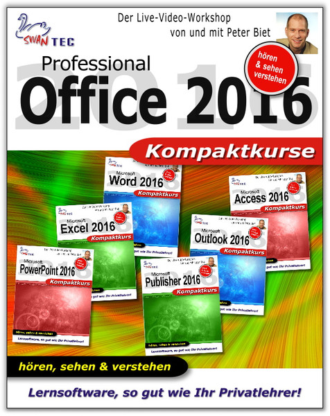 Microsoft Office 2016 Professional 001
