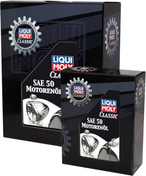 Liqui Moly Classic Motoröl SAE 50 1 Liter