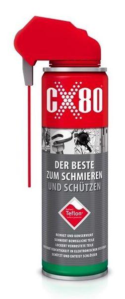CX80 Teflon Multifuntionsspray Duo-Spray 250ml
