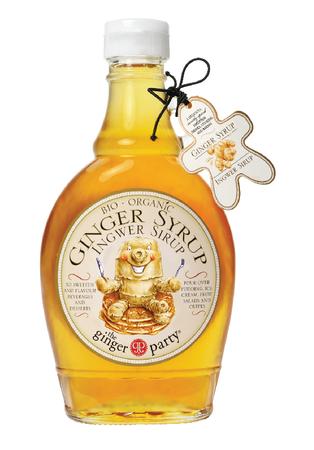 Ginger People Bio Ingwer Sirup - 237 ml – Bild 1
